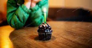Kue untuk Papa dan Mama
